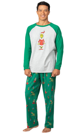 Dr. Seuss' The Grinch™ Men's Pajamas