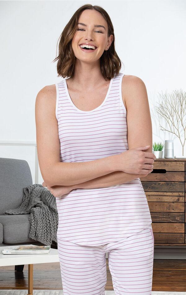 Three-Piece Cute Pajama Set image number 2