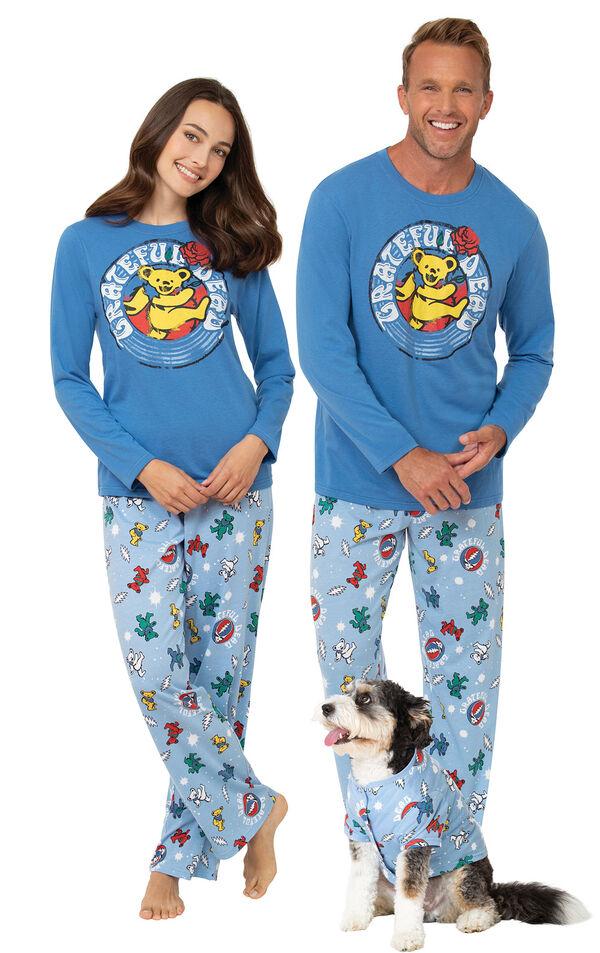 Grateful Dead Him, Her and Pet Pajamas image number 0