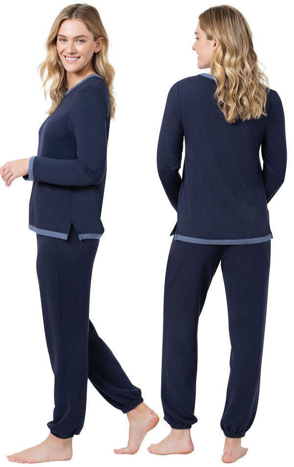 World's Softest Jogger Pajamas image number 1