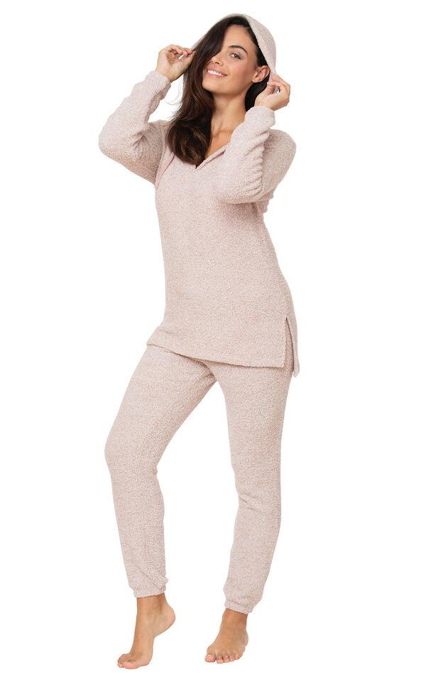 Cozy Escape Pajamas - Pink image number 0