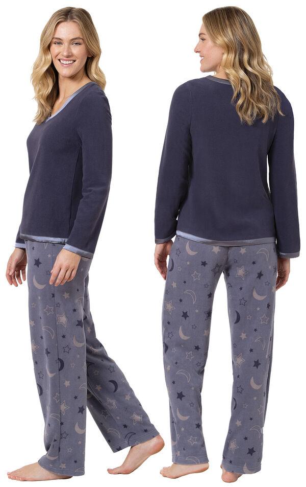 Snuggle Fleece Pajamas image number 1