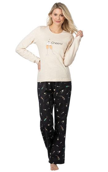 Addison Meadow|PajamaGram Flannel PJs