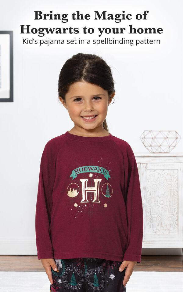 Harry Potter Girls Pajamas image number 2