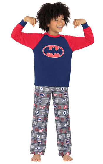Justice League Boys Pajamas