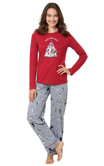 Happy Howlidays Pajamas
