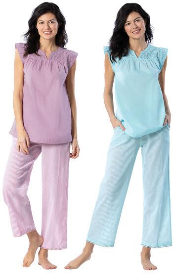 Addison Meadow|PajamaGram Summer Capri PJs Gift Set