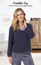 Snuggle Fleece Pajamas image number 2