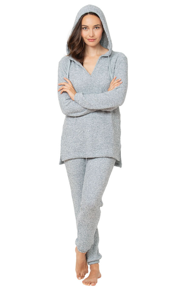 Cozy Escape Pajamas - Blue image number 0