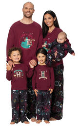 Harry Potter Matching Family Pajamas image number 0