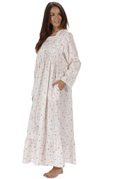 Violet Nightgown image number 4