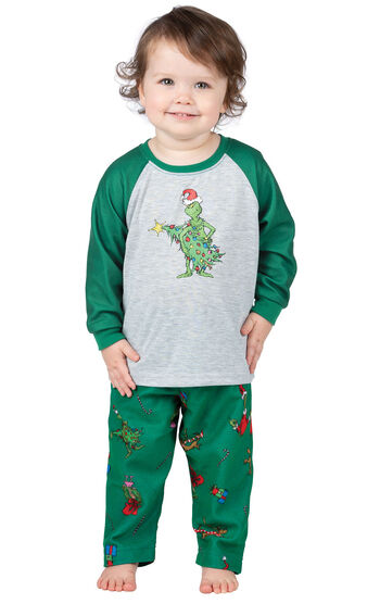 Dr. Seuss' The Grinch™ Infant Pajamas