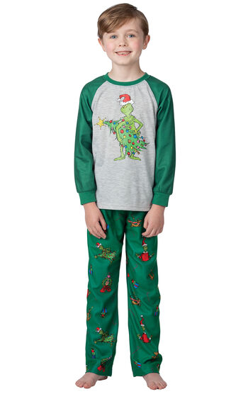 Dr. Seuss' The Grinch™ Boys Pajamas