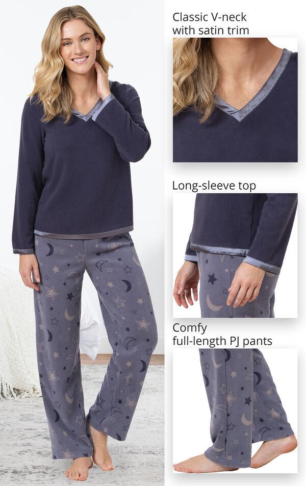 Snuggle Fleece Pajamas image number 3