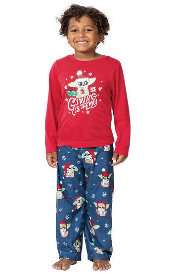 Baby Yoda Boys Pajamas by Munki Munki®