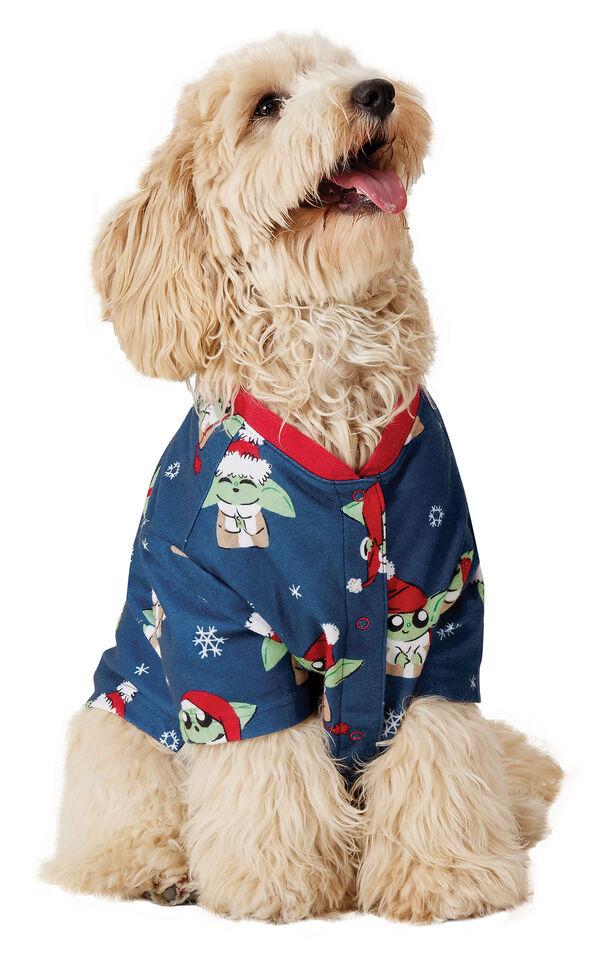 Baby Yoda Dog Pajamas by Munki Munki® image number 0