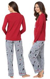 Happy Howlidays Pajamas image number 1