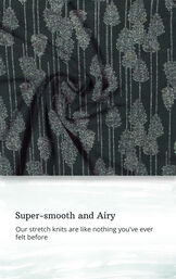Super-smooth and Airy - our stretch knits are like nothing you've felt before image number 4