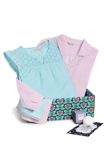 Addison Meadow Breezy Cotton Gift Box