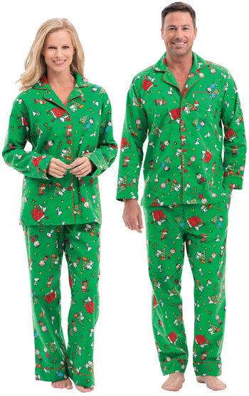 Charlie Brown Christmas His & Hers Matching Pajamas