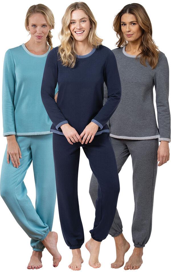 World's Softest Jogger Pajamas Ultimate Gift Set image number 0