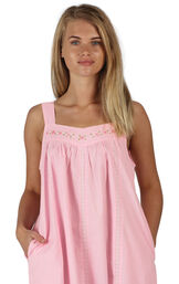 Meghan Nightgown - Pink image number 6