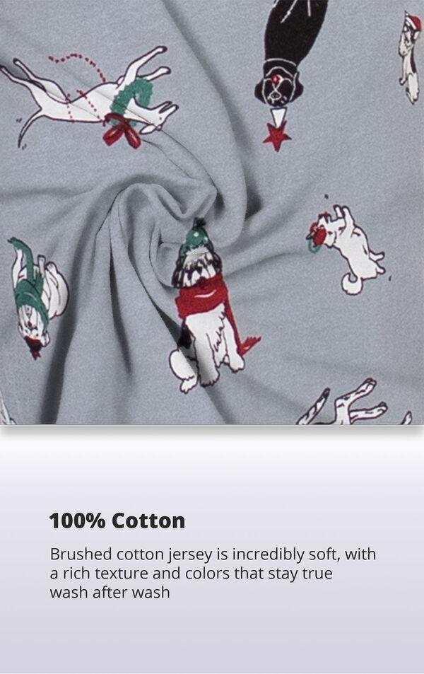 Happy Howlidays Pajamas image number 5