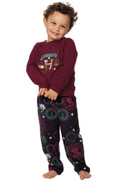 Harry Potter Boys Pajamas image number 0