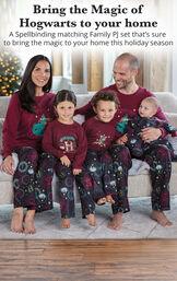 Harry Potter Matching Family Pajamas image number 1