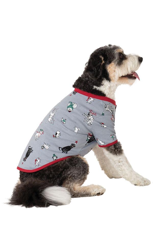 Happy Howlidays Dog Pajamas image number 1