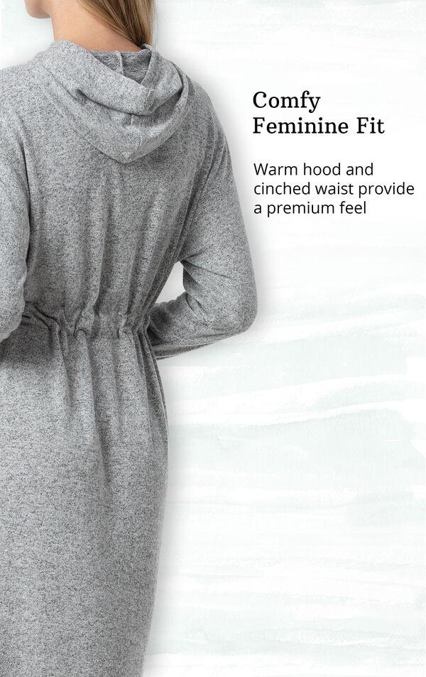 Addison Meadow|PajamaGram Robe image number 3