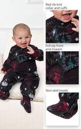 Harry Potter Infant Pajamas image number 2