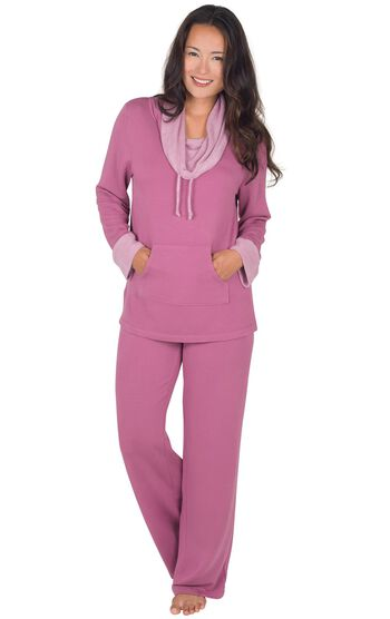 World's Softest Pajamas - Raspberry