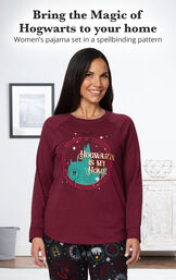 Harry Potter Women's Pajamas image number 2