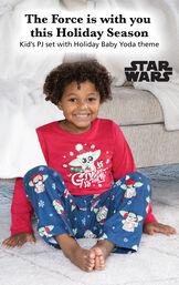 Baby Yoda Boys Pajamas by Munki Munki® image number 2