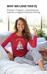 Happy Howlidays Pajamas image number 2