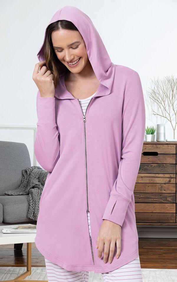 Three-Piece Cute Pajama Set image number 3