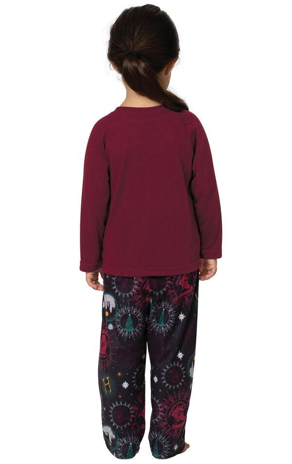 Harry Potter Girls Pajamas image number 1
