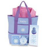 Periwinkle Canvas Tote