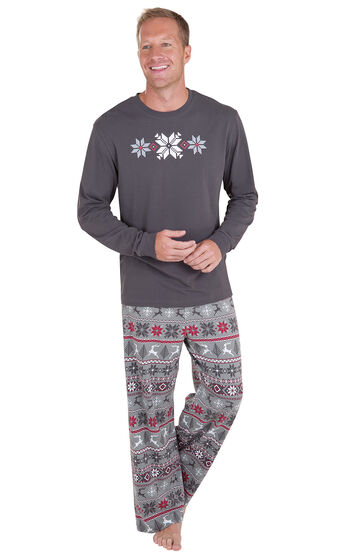 Nordic Men's Pajamas