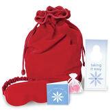 Red Velvet Gift Bag