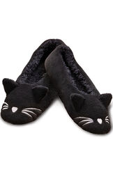 Model wearing Kitty Slippers for Women image number 0