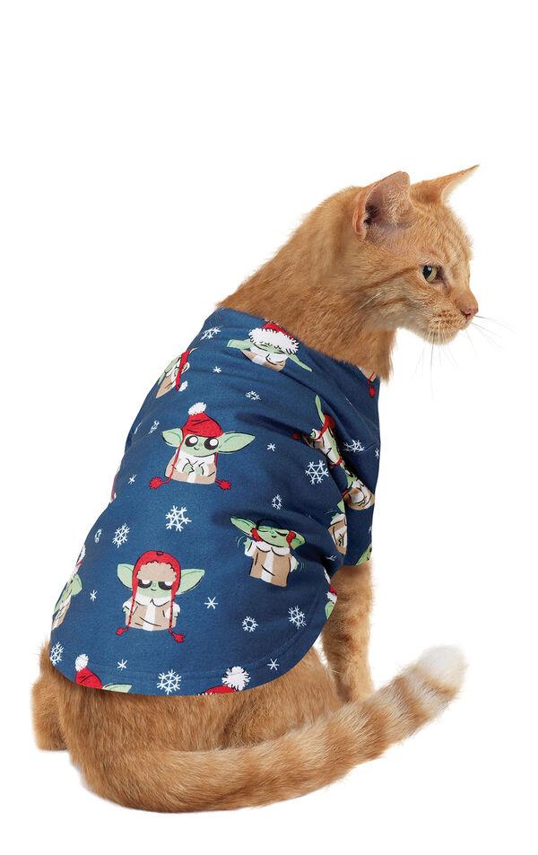 Baby Yoda Cat Pajamas by Munki Munki® image number 0