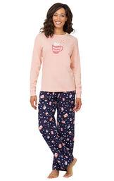 Mugs & Kisses Pajamas image number 0