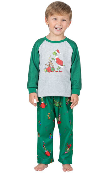 Dr. Seuss' The Grinch™ Toddler Pajamas