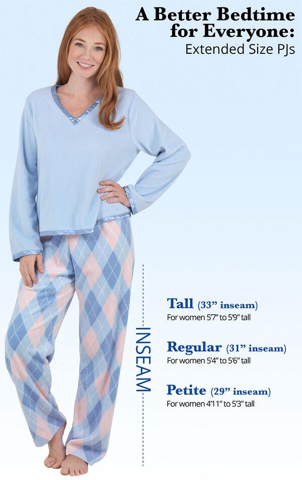 Snuggle Fleece Pajamas image number 5