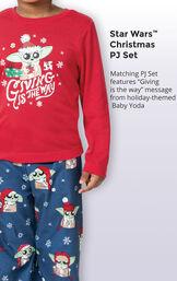 Baby Yoda Boys Pajamas by Munki Munki® image number 3