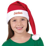 Youth Santa Snuggle Hat