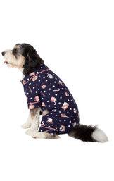 Mugs & Kisses Dog Pajamas image number 1