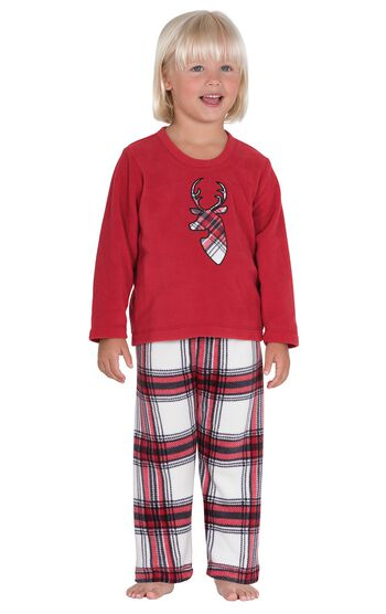 Fireside Fleece Toddler Pajamas